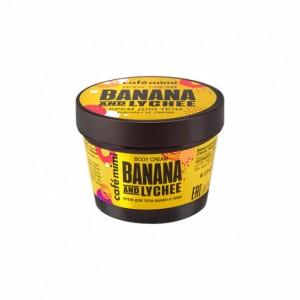 Crema Corporal Banana y Lichi