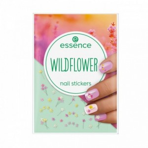WILDFLOWER - Nail Stickers...