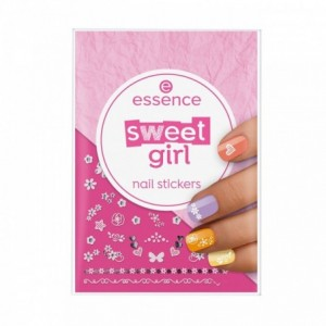 Sweet Girl - Nail Stickers...