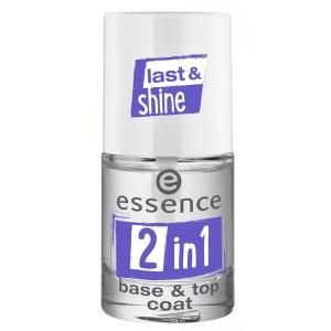 Base & Top Coat 2in1 Essence