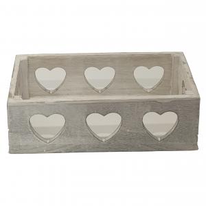Caja Vintage corazones
